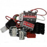 i-sotec AD-0142 Fahrzeugspezifischer Radio-Adapter für Volvo Fahrzeuge