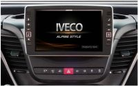 Alpine X902D-ID - 2DIN Navigation Iveco Daily