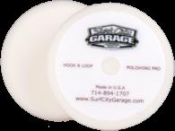 Surf City Garage Polierpad 155mm weiß, mittel