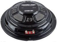 Ground Zero GZRW 8 FL - 20cm Flach-Subwoofer