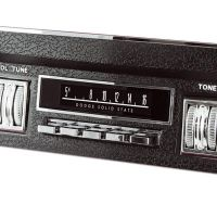 """RetroSound SCP37 - bedruckte Displayschutzfolie, Dodge 3er Set für """"Redondo"""""""