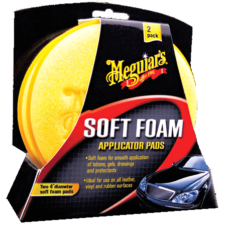 Meguiar´s Soft Foam Applicator Pads