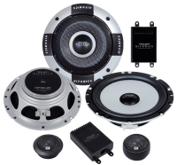 Hifonics Industria HFI-6.2C - 16,5 cm 2 Wege Compo-System