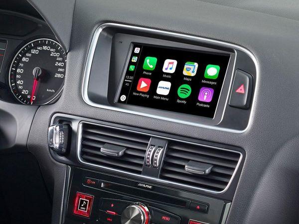 Alpine X703D-Q5 - 2DIN Navigation für Audi Q5