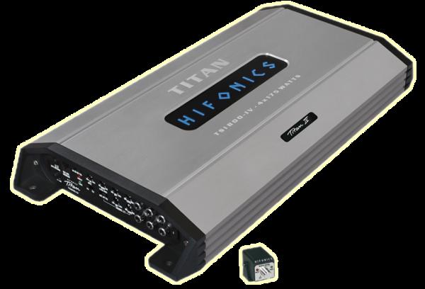 Hifonics Titan Tsi8004 - 4 Channel Amplifier