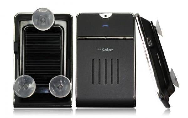 mr Handsfree Blue Solar - Bluetooth Freisprechanlage