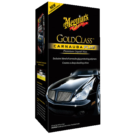 Meguiars Gold Class Carnauba Plus Premium Wax flüssig