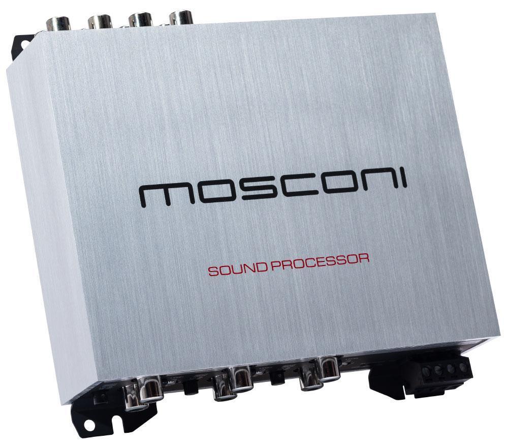 Mosconi Gladen DSP 4to6 CarHifi Prozessor