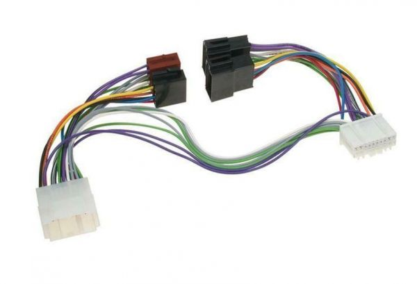 ESX PPK19 - Plug&Play Anschlußkabel Honda-Suzuki-Opel