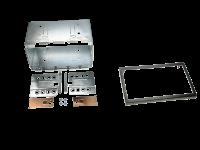 2-DIN Radioblende Universal ( Höhe 113 mm )