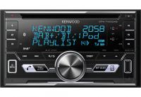 Kenwood DPX-7100DAB - 2DIN Autoradio