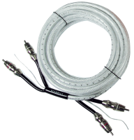 Hifonics HFP5-RCA - Cinchkabel