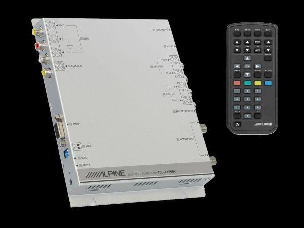 Alpine TUE-T150DV - DVB-T Receiver