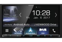 Kenwood Premium Autoradio für Audi A4