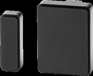 Thitronik Funk-Magnetkontakt 868 für WiPro III und C.A.S. III schwarz