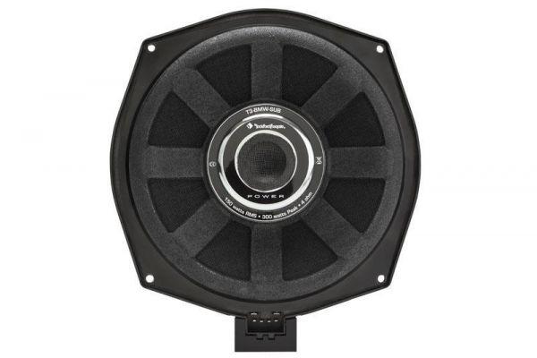 ROCKFORD FOSGATE POWER Kit T3-BMW-SUB - Car Fit Speaker Kit