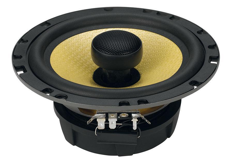 ESX Vision ve 62-165mm 2 caminos coaxial altavoces par 16,5cm coax speaker ve62