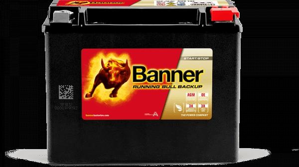 Banner Running Bull AGM Backup AUX18l/51801 - 18Ah