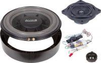 Audio System X200 Golf 5 Plus - 20 cm 3 Wege Composystem