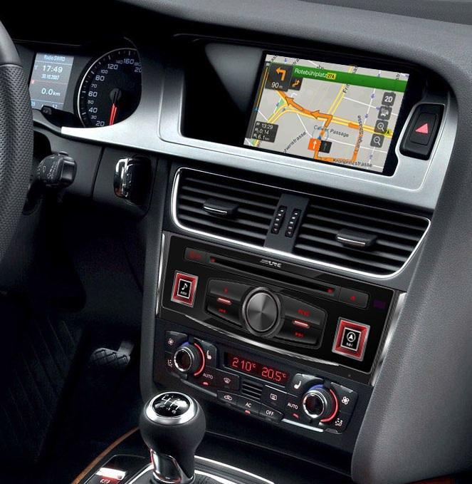 alpine x701d a4l infotainment system a4 audi car. Black Bedroom Furniture Sets. Home Design Ideas