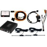 DVB-T Komplettpaket auf MOST Basis für BMW Professional Navigation E65 incl.Ante