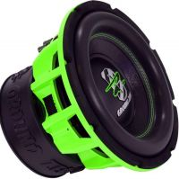 Ground Zero GZHW 25SPL - 25cm Subwoofer Green Edition