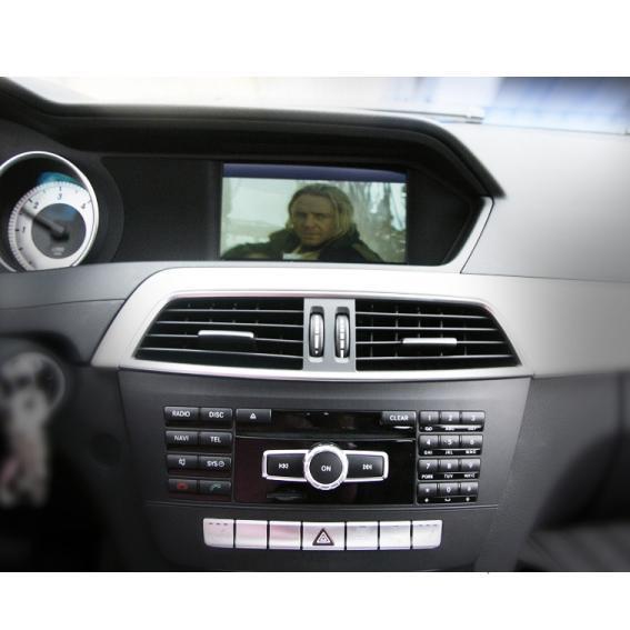 fiscube mercedes comand online ntg 4 5 mercedes benz car specific hifi navigation. Black Bedroom Furniture Sets. Home Design Ideas