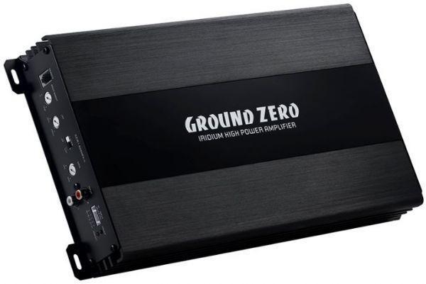 Ground Zero GZIA 1.600HPX-II - 1-Kanal Verstärker