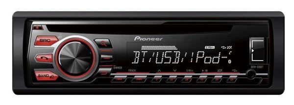 Pioneer DEH-09BT - 1-DIN Autoradio