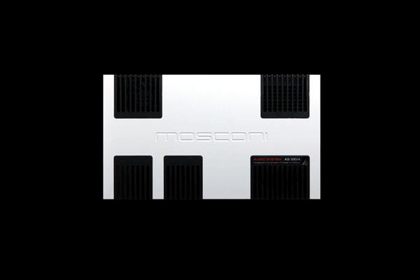 Mosconi Gladen AS 100.4 - 4x 100W Endstufe