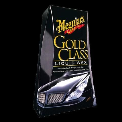 Meguiar´s Gold Class Liquid Car Wax