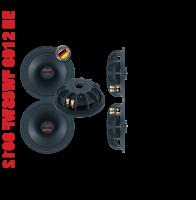 German Maestro SWF 8012 HE - 20cm Subwoofer