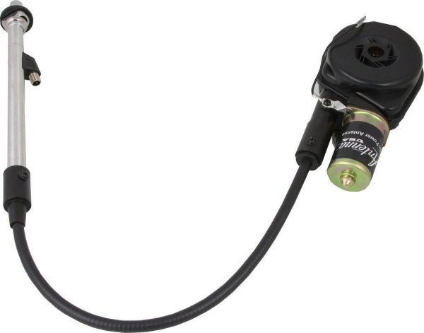 RetroSound PA04 - kurze Remote-Motorantenne inkl. 6 Montagefüßen