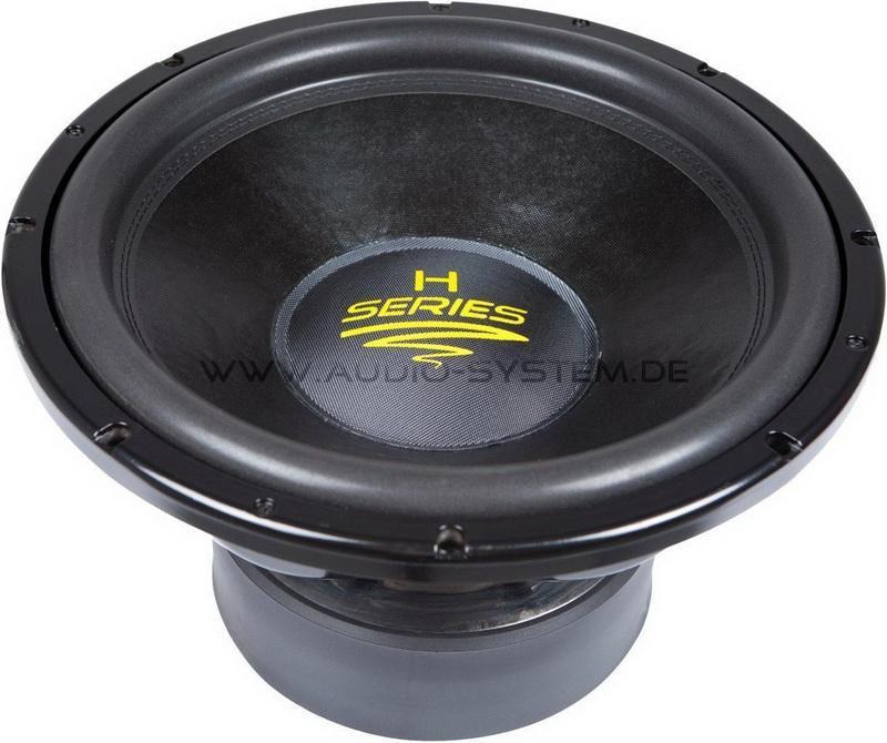 Audio System H15 Spl All Subwoofers Subwoofers Hifi Navigation Carfeature De Car Hifi Shop
