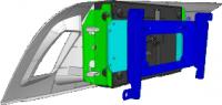 Alpine G-KTX-Q5L - Einbauset für Q5