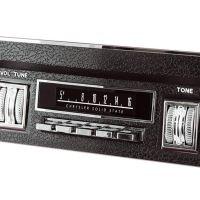 """RetroSound SCP35 - bedruckte Displayschutzfolie, Chrysler 3er Set für """"Redondo"""""""