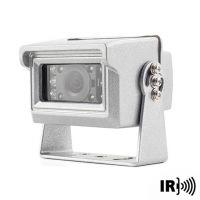 Ampire KC203-SIL - Rückfahrkamera, NTSC, Silber