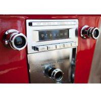 """RetroSound SCP44 - bedruckte Displayschutzfolie, 3er Set für """"Wonderbar"""""""