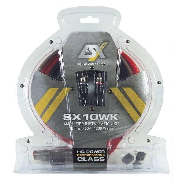 ESX SX10WK - 10 mm² Kabelkit