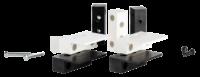 Thitronik Montageadapter weiß für Funk-Magnetkontakte
